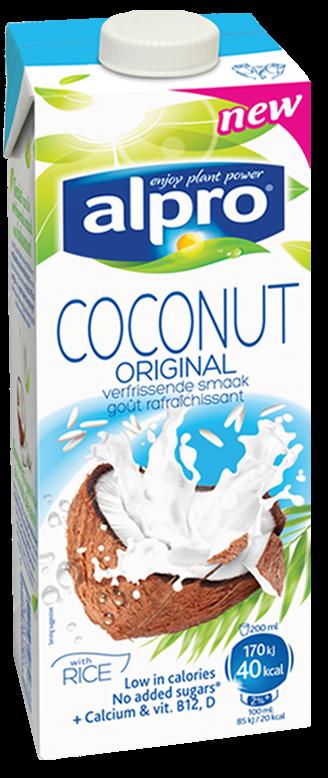 alpro kokosrijstdrink
