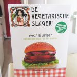 Review: De mc² Burger van de Vegetarische Slager