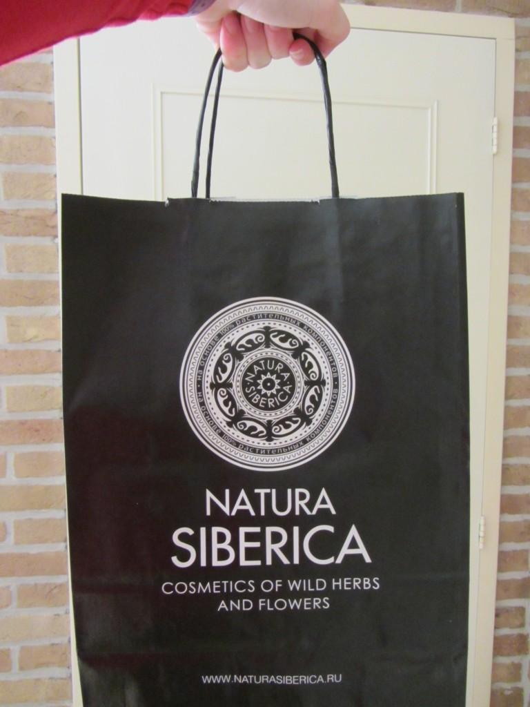 Natura Siberica @ Lauriekoek.nl