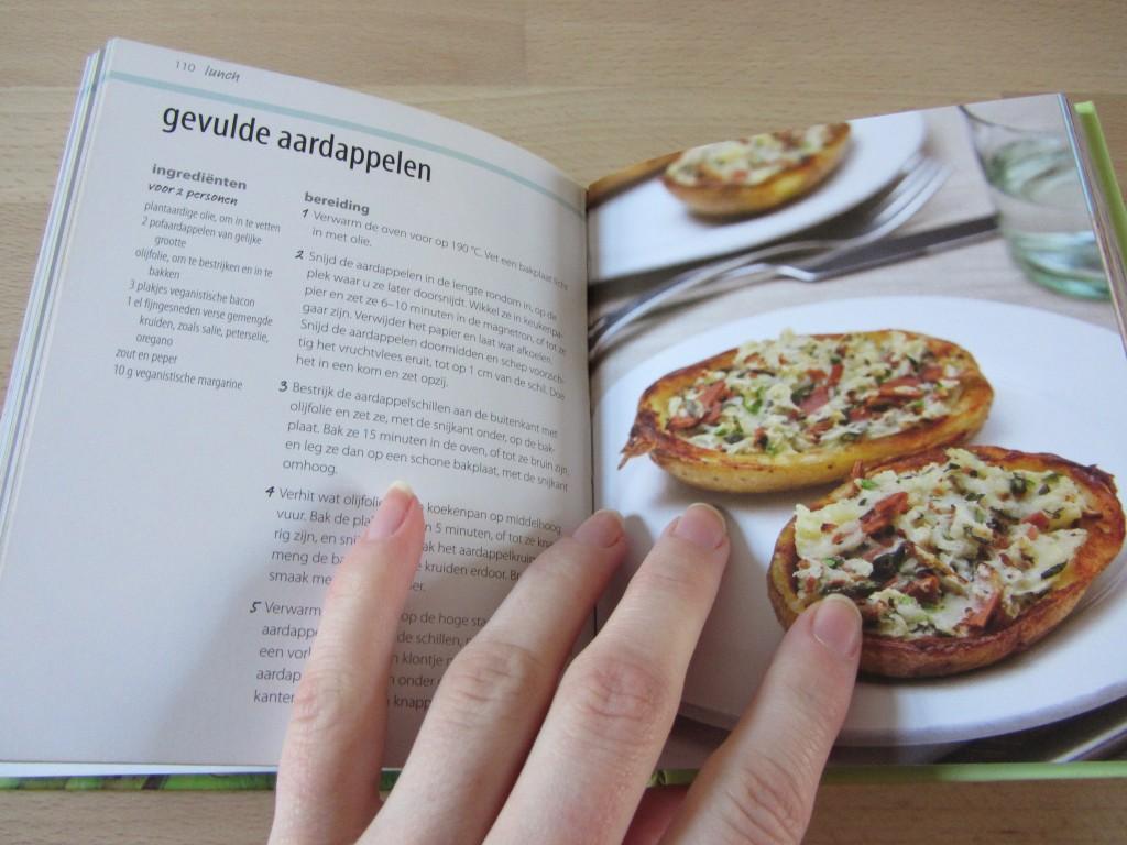 Boekrecensie veganistisch koken 100 recepten lauriekoek for Kookboek veganistisch