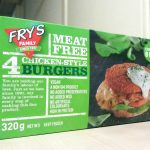 Review: Fry's Vegetarian