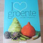 Boekrecensie: I Love Groente