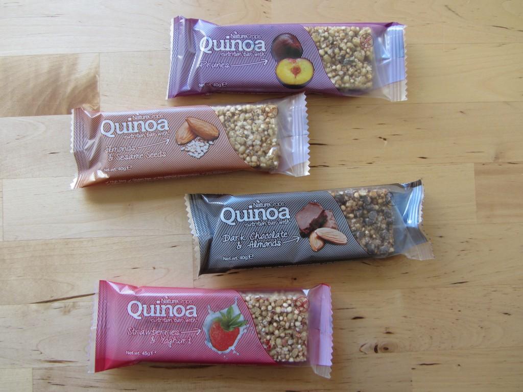 Quinoaproducten