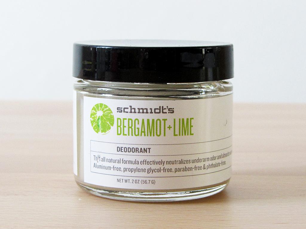Schmidt's deodorant @ Lauriekoek.nl
