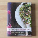 Boekrecensie: Elke Dag Supergezond