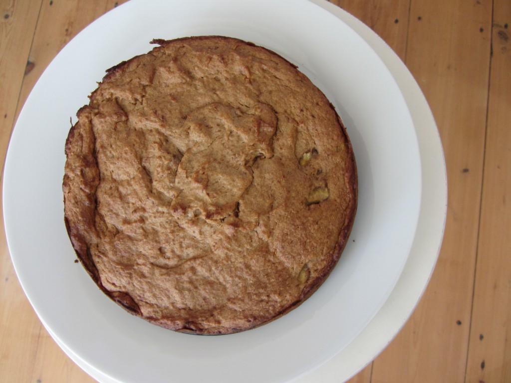 Recept: Bananenbrood @ Lauriekoek.nl