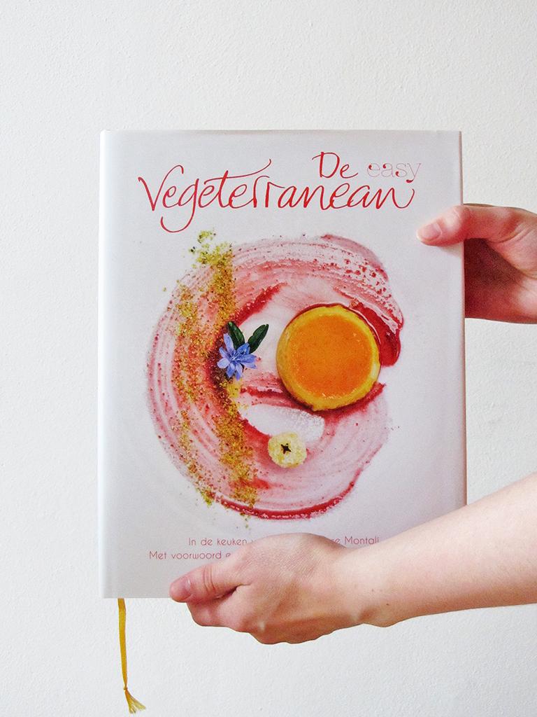 Easy Vegeterranean boekrecensie @ Lauriekoek.nl