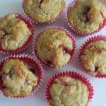 Recept: Aarbei-amazakemuffins