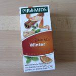 Piramide Zin in de Winter Thee