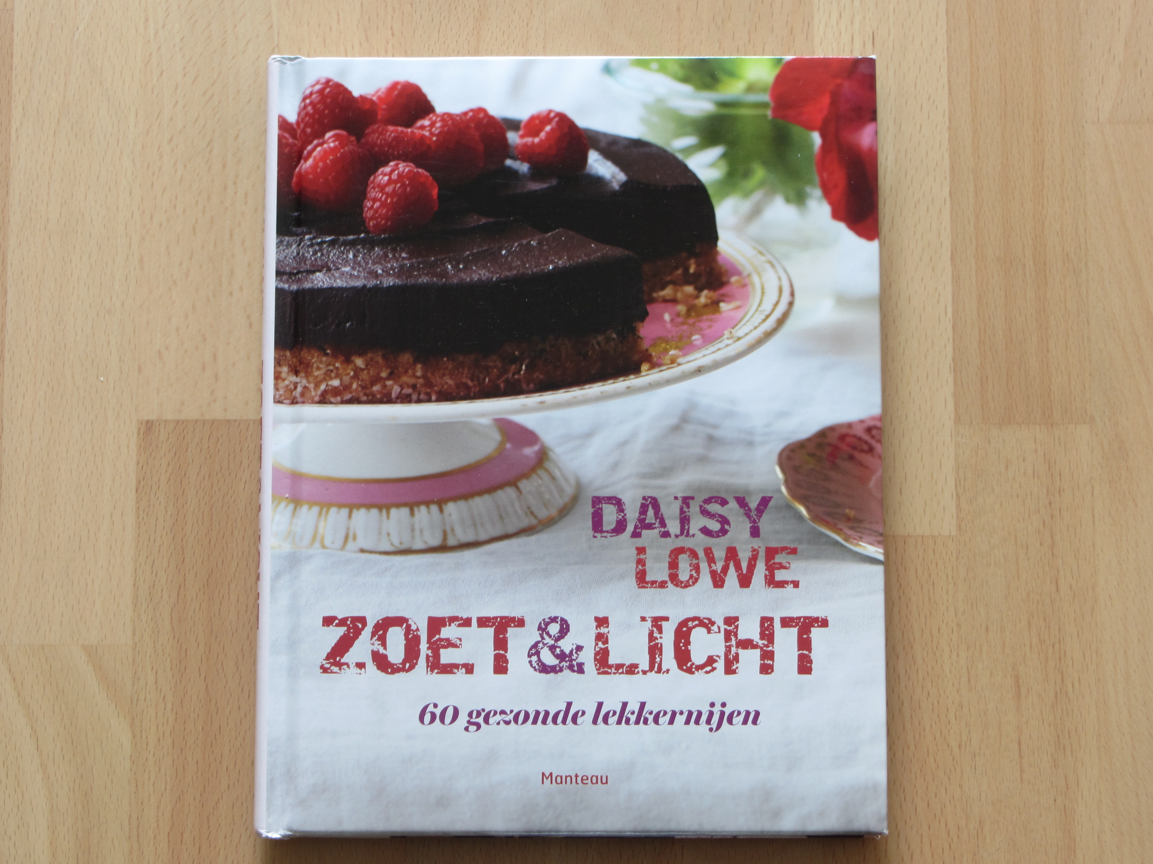 Boekrecensie&Licht@Lauriekoek.nl