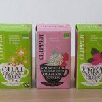 De Nieuwe Smaken van Clipper Tea