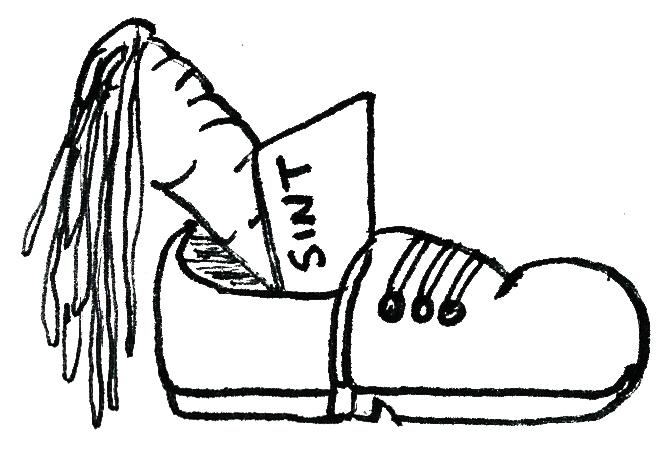 Sinterklaascadeau's in je schoen @ Lauriekoek.nl