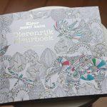 Boekrecensie: Dierenrijk Kleurboek (Kleur Jezelf Kalm)