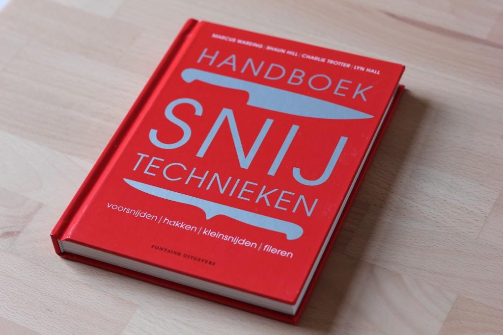 Handboek Snijtechnieken @ Lauriekoek.nl
