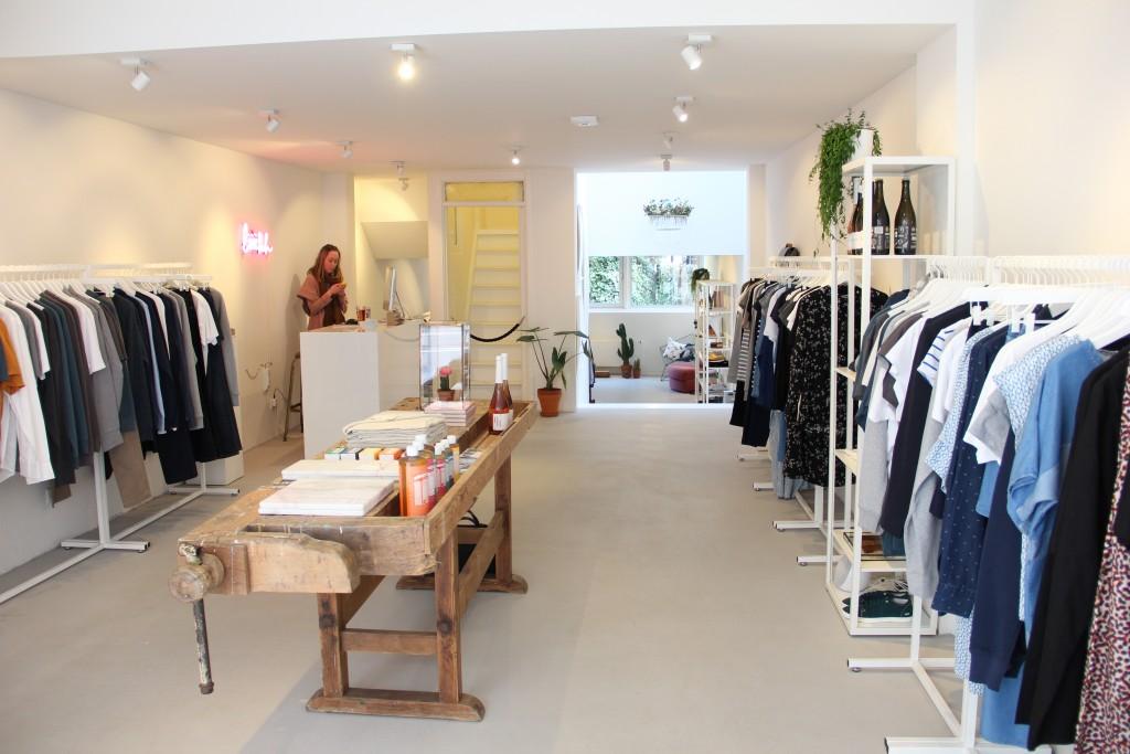 Geitenwollen Winkel @ Lauriekoek.nl