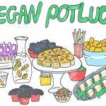 Aankondiging: Vegan Potluck 2015