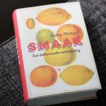 Boekrecensie: Smaak, Een Bitterzoete Verkenning