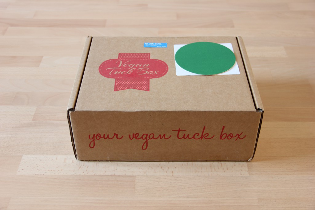 Vegan Tuck Box @ Lauriekoek.nl