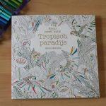 Boekrecensie: Kleur Jezelf Kalm – Tropisch Paradijs