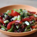 Recept: Salade Griekse Stijl