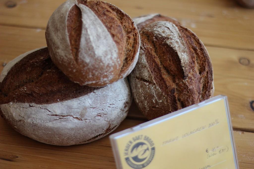 Jeroen bakt brood @ Lauriekoek.nl