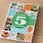 Boekrecensie: Slechts 5 Ingrediënten Vegetarisch
