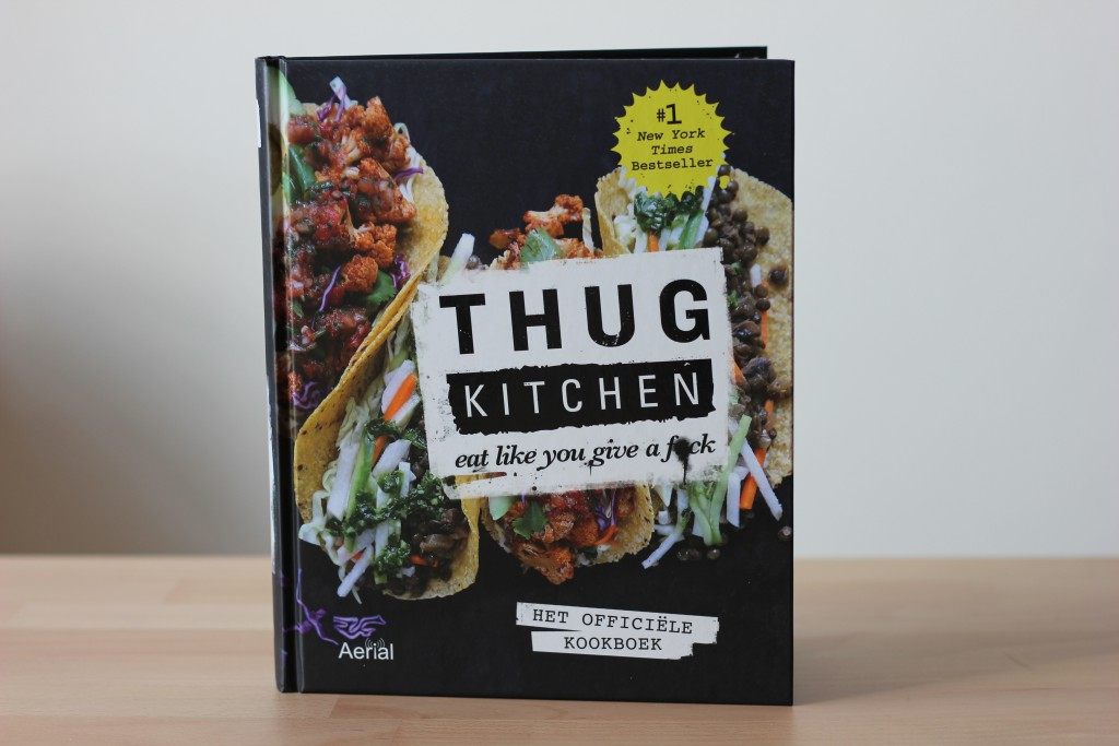 Thug kitchen @ Lauriekoek.nl