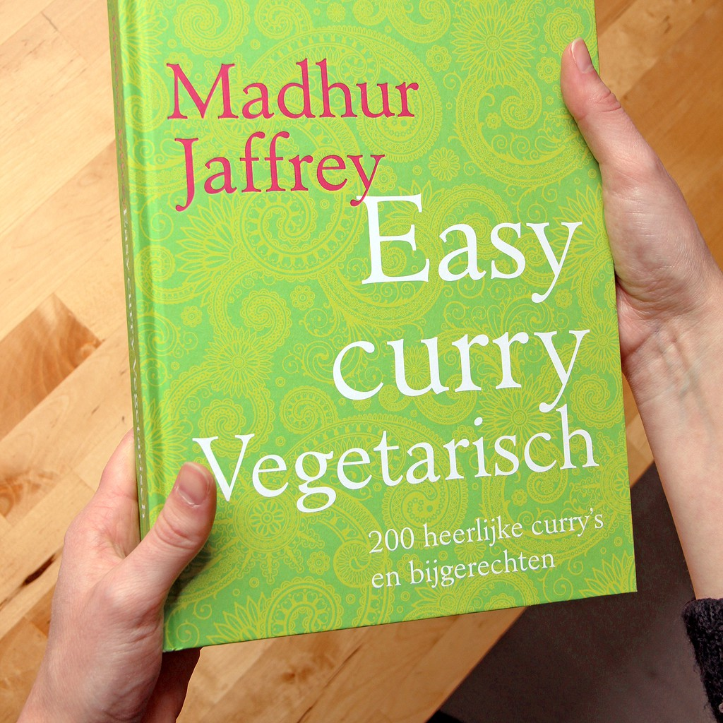 boekrecensie Easy curry vegetarisch madhur jaffrey @ lauriekoek.nl