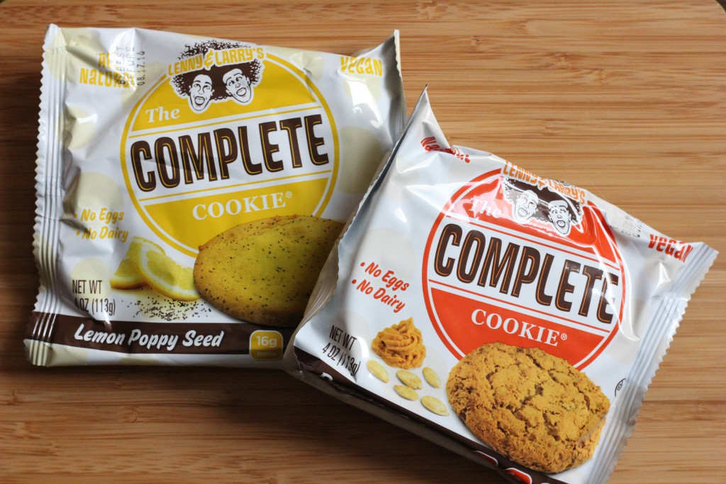Lenny & Larry's Complete Cookie @ Lauriekoek.nl