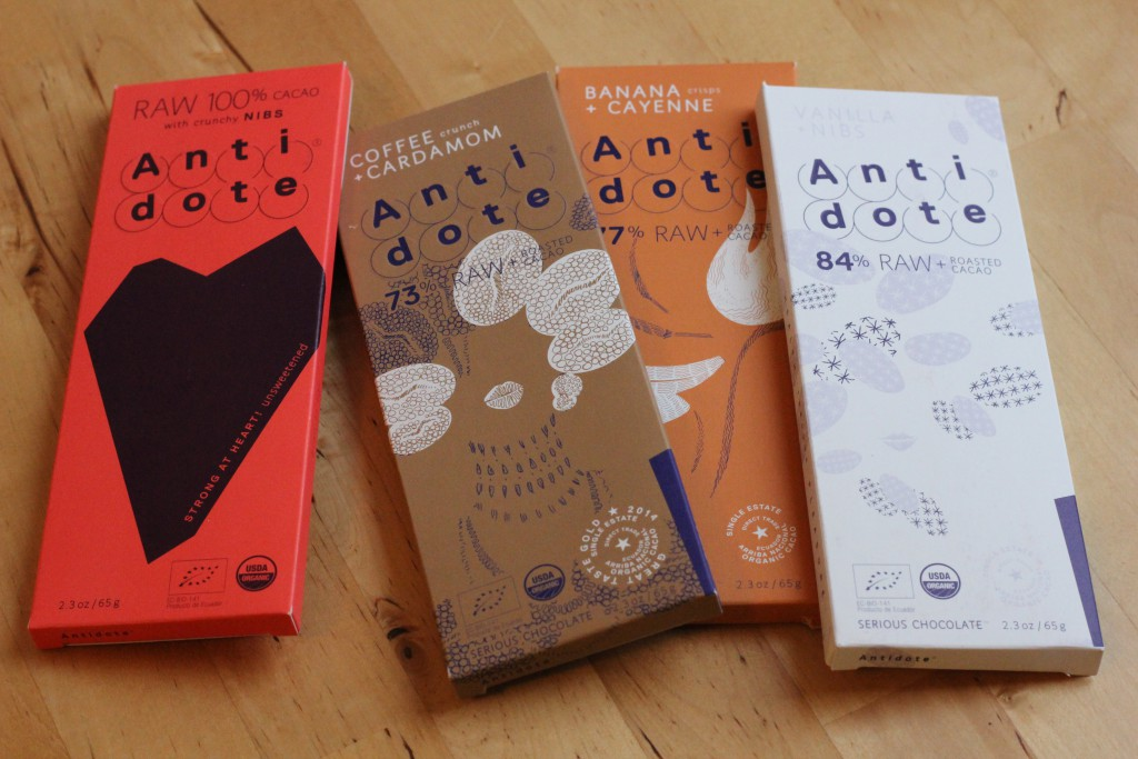 antidote chocolade @ Lauriekoek.nl