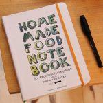 Boekrecensie: Home Made Food Note Book