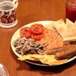 Full English Breakfast – Vegan Style