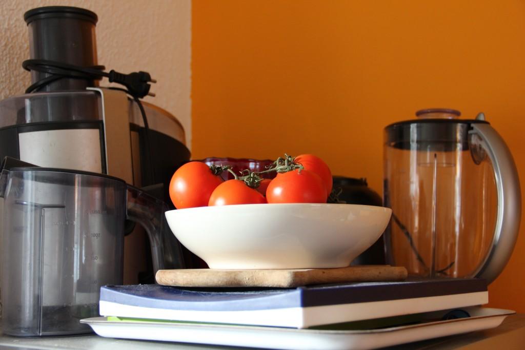 een kleine rondleiding in mijn keuken @ Lauriekoek.nl
