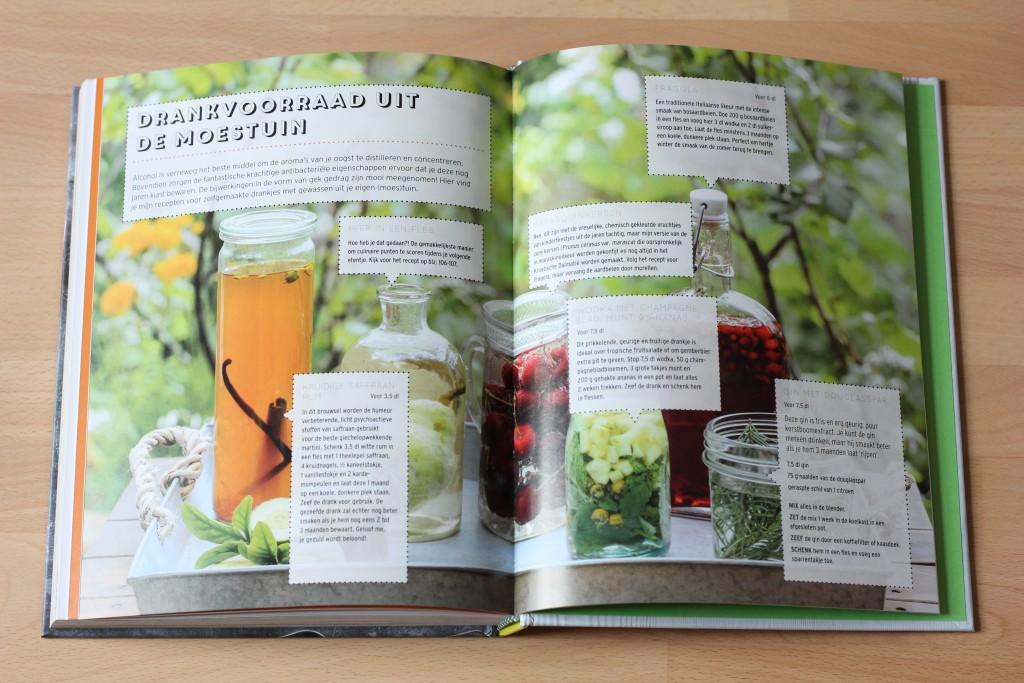 Boekrecensie: Meer smaak uit eigen tuin @ Lauriekoek.nl