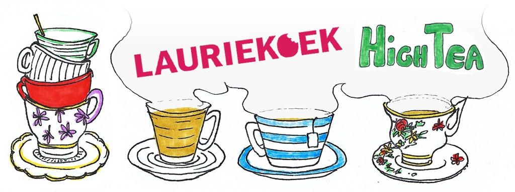 Lauriekoek High Tea!