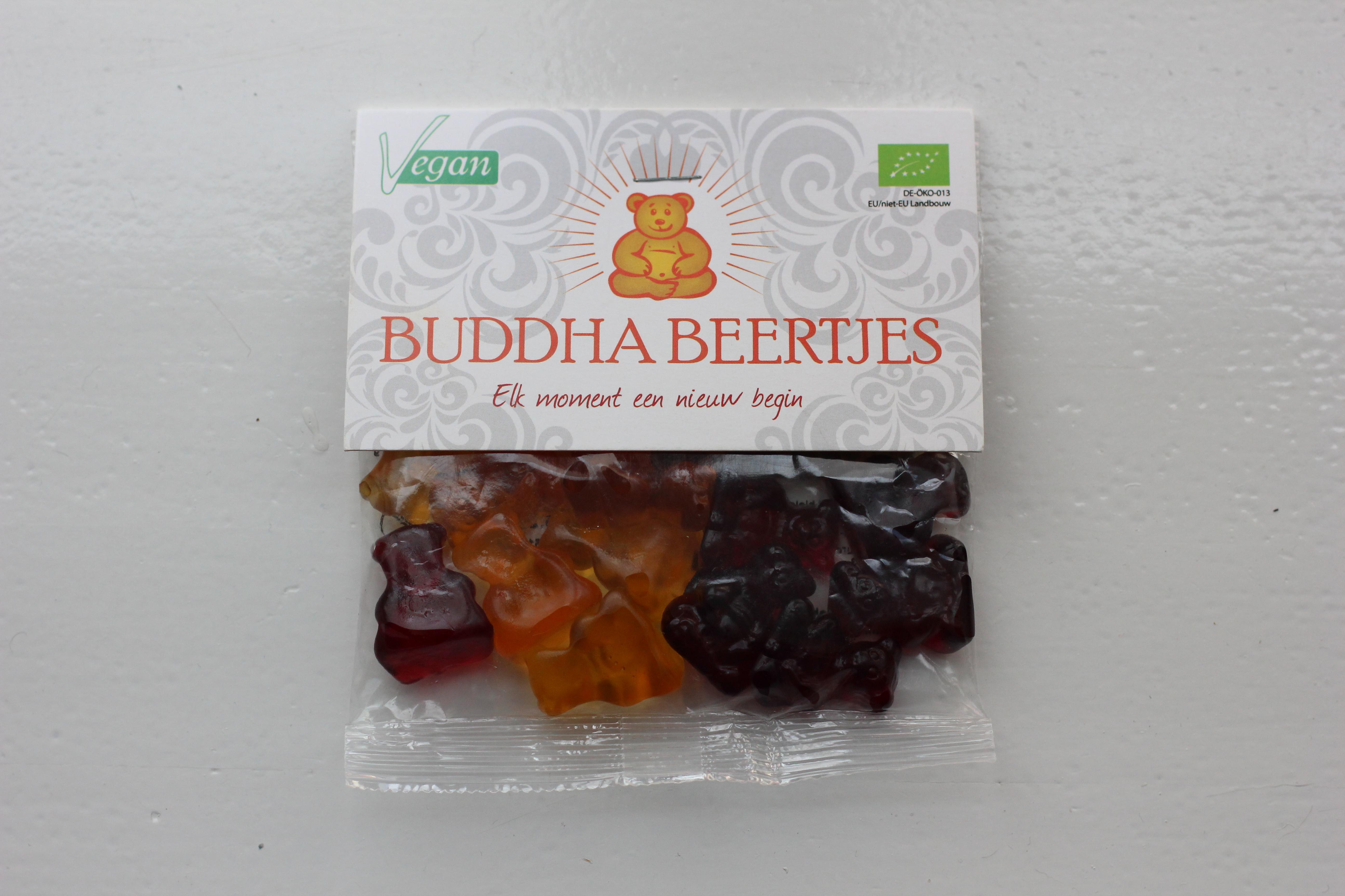 Budha beertjes snoep review @ lauriekoek.nl