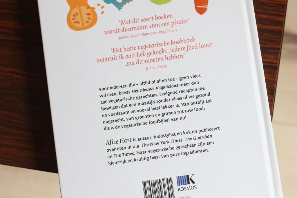 Boekrecensie: Het Nieuwe Vegalicious @ Lauriekoek.nl