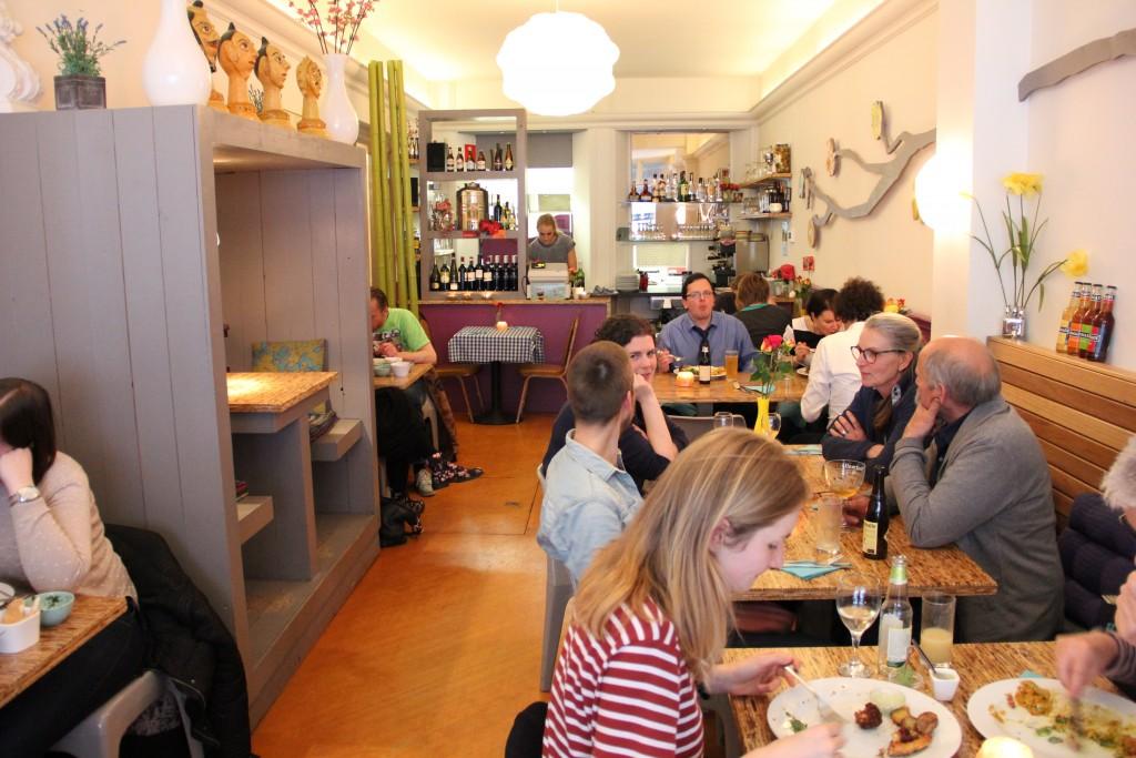Bla Bla - Vlees noch Vis @ Lauriekoek.nl