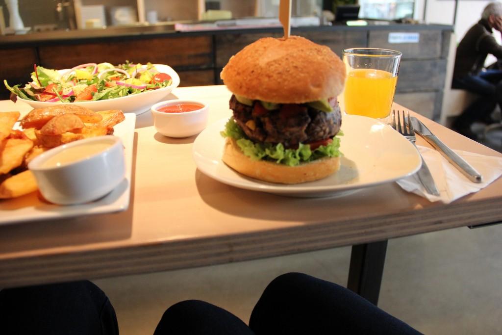 Wereldburgers @ Lauriekoek.nl