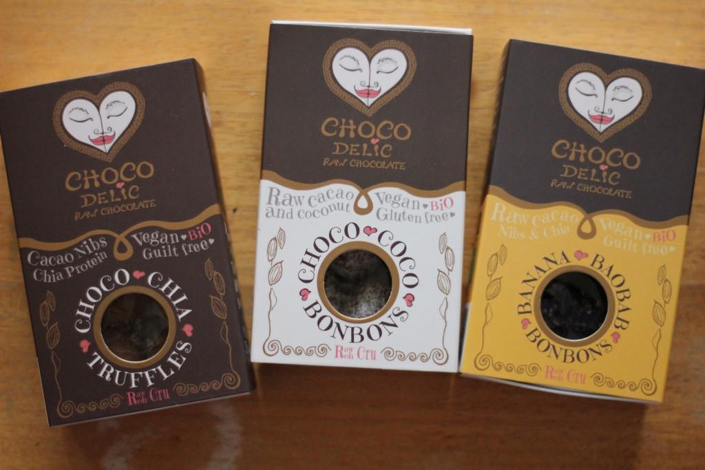 Chocodelic Bonbons @ Lauriekoek.nl