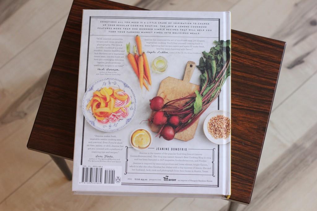 Love and Lemons cookbook @ Lauriekoek.nl