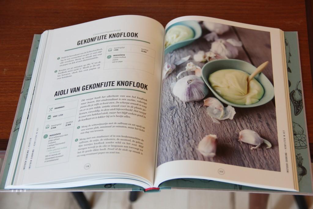 Boekrecensie: Instock Cooking @ Lauriekoek.nl