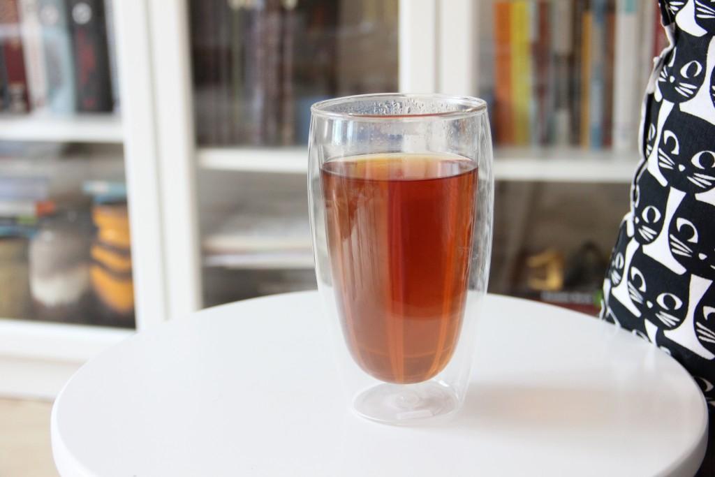 Numi Tumeric tea @ Lauriekoek.nl