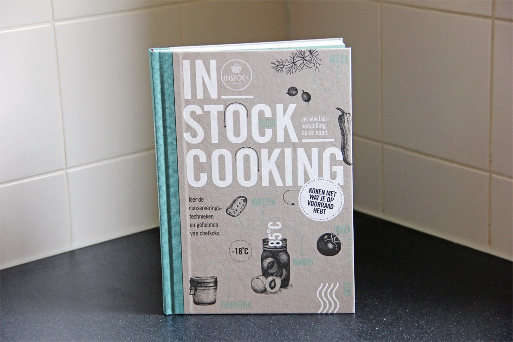 Boekrecensie: Instock Cooking @ Lauriekoek.nl