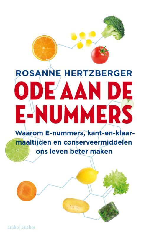 Ode aan de e-nummers @ Lauriekoek.nl