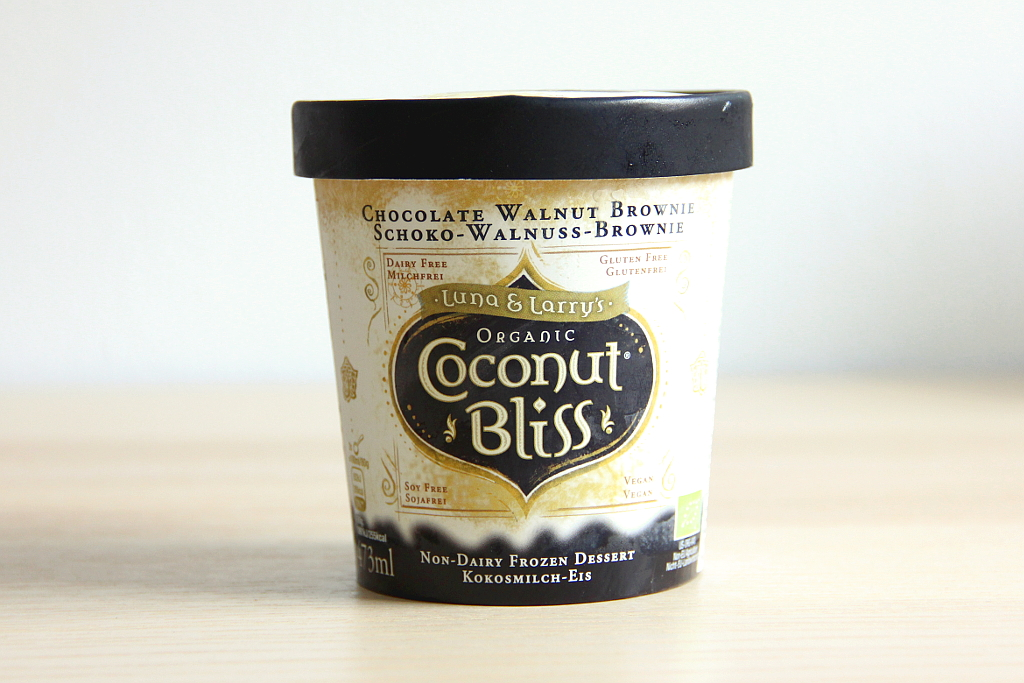 Luna & Larry's Coconut Bliss IJs @ Lauriekoek.nl