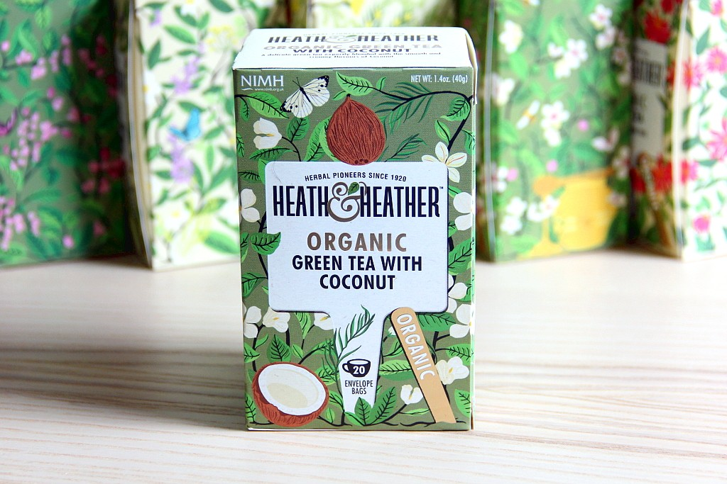 Heath & Heather thee @ Lauriekoek.nl