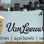 Van Leeuwen vegan ijs bij Juice Brothers