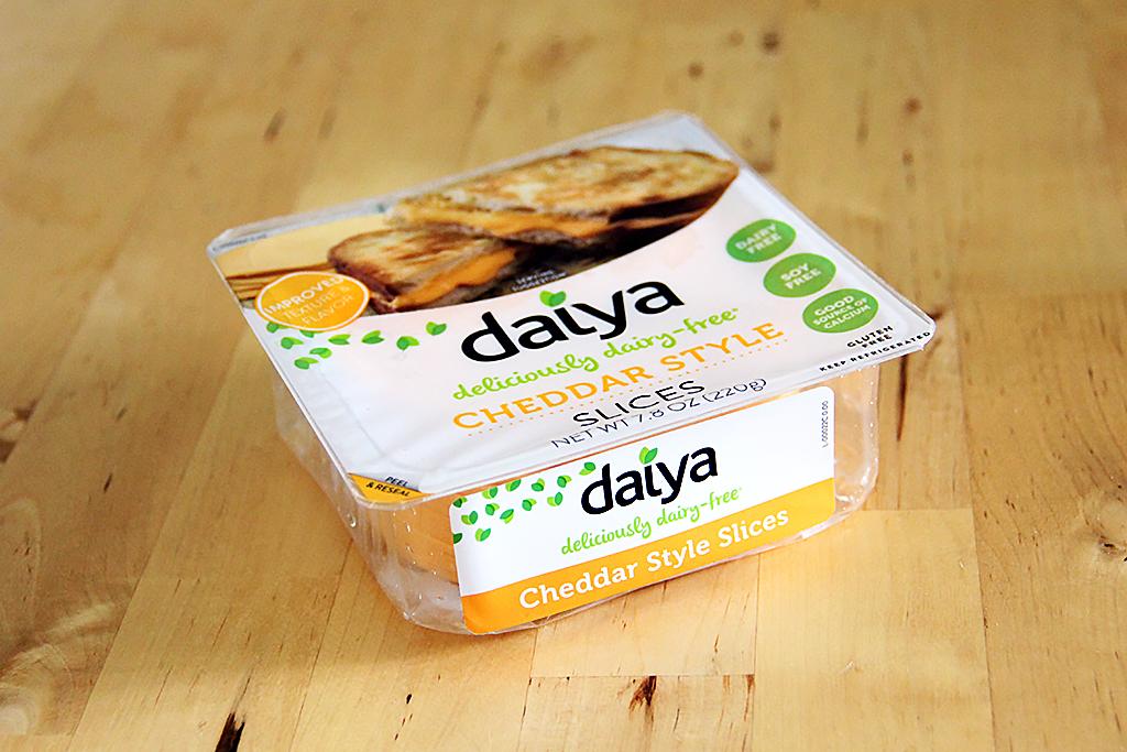 Daiya plantaardige kaas @ Lauriekoek.nl
