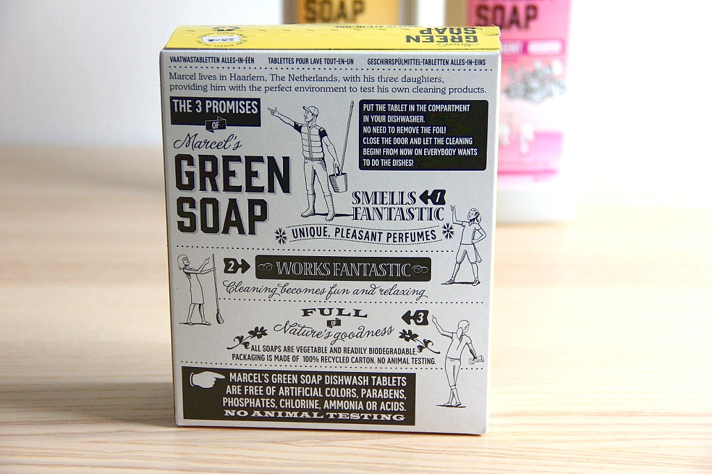 Marcel's Green Soap @ Lauriekoek.nl